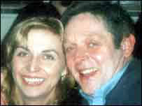 Graham Huckerby and Luci Roper