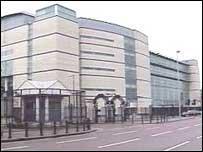 Laganside court, Belfast