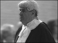 Mr Justice Weir