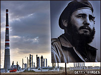 Refiner�a Camilo Cienfuegos