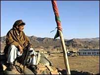 Village militiaman (Photo: Jason Howe)