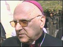 Patriarch Michel Sabbah