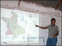 Savannas Forever briefing in Tinga Tinga