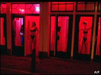 Проститутки Амстердама