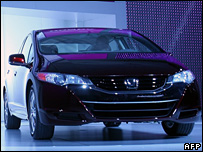 Honda FCX Clarity