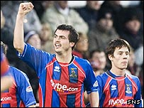 Russell Duncan scored the opener for Inverness Caledonian Thistle