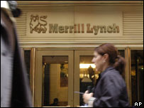 Merrill Lynch building