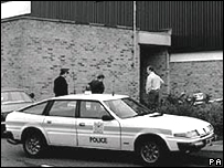 Brinks Mat robbery in 1983