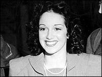 Pat Kirkwood in 1941