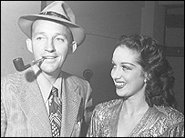 Bing Crosby and Pat Kirkwood