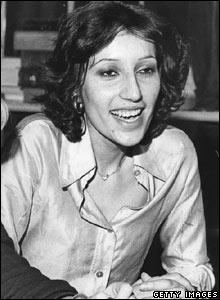 Benazir Bhutto in 1977