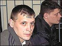Евгений Худяков и Сергей Аракчеев