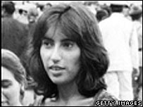 Benazir Bhutto photographed in 1972