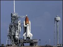 Shuttle (AFP)