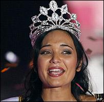 Miss France, Valerie Begue