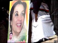 Imagen de Benazir Bhutto