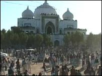 Funeral de Benazir Bhutto