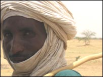 Tuareg tribesman