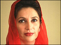 Benezir Bhutto
