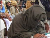 Baitullah Mehsud photographed in 2005 