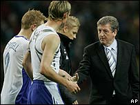 Finland played well under Hodgson during Euro 2008 qualifying