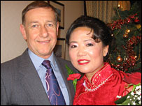 Terry Vickers and Ying Liu