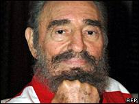 Fidel Castro (13 August 2006)