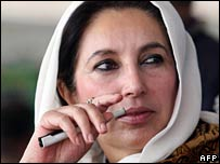 Benazir Bhutto