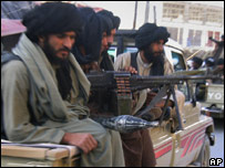 Taleban militants