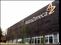 AstraZeneca building