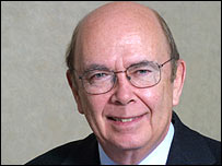 Billionaire Wilbur Ross