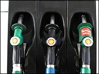 Shell petrol pumps
