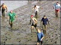 Maldon mud race 2007