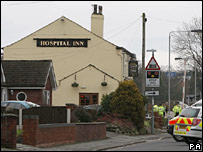 The Hospital Inn, Bamber Bridge