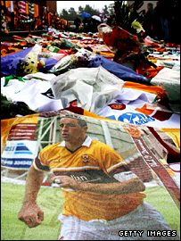 Tributes for Phil O'Donnell