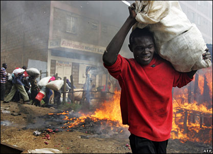 Resident of Kibera