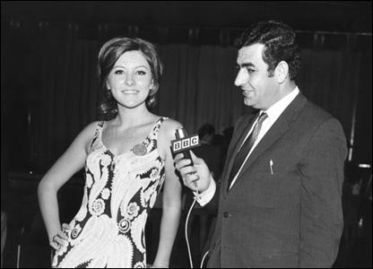 ملكة جمال العالم اللبنانية جورجينا 1971