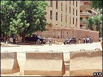 US Embassy in Khartoum