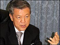 Malaysian Health Minister Chua Soi Lek (image: Unicef)