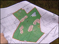 Plans for Kilnhill wood