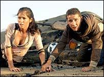 Megan Fox and Shia LaBeouf