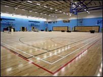 bbc news uk england manchester sport and recreation centre opens