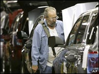 Fábrica de Ford en Kansas