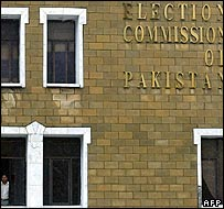 Pakistan Election Commission building