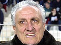 Robert Nouzaret, Guinea coach