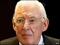 Ian Paisley announced his intention to step down last September