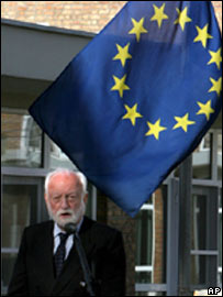 Francesc Vendrell is the EU's Special Representative in Kabul