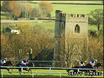 Taunton racecourse