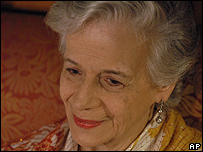 Clara González de Rojas
