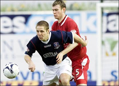 Falkirk 0-0 Aberdeen